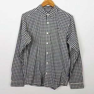 Patagonia Check Organic Cotton Button Front Shirt